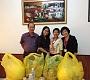 Trường CĐ Đại Việt SG tặng quà cho công đoàn Sở GD & ĐT TP HCM