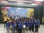 Đoàn Trường Cao đẳng Đại Việt Sài Gòn tổ chức Lễ Kỷ niệm 88 năm ngày thành lập Đoàn TNCS Hồ Chí Minh, Kết nạp 182 đoàn viên mới