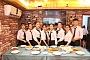 Sinh viên ngành Nhà hàng - Khách sạn Khóa 2017 trải nghiệm thực tế tại Nhà hàng Oh Vang