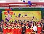 Trường CĐ Đại Việt Sài Gòn long trọng tổ chức lễ trao bằng tốt nghiệp 2018