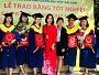 Lễ trao bằng tốt nghiệp cao đẳng chính quy tháng 7 năm 2019